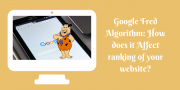Google Fred Algorithm: How does it Affect Ranking of your website?