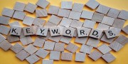 What are keywords? How does it help to rank a website?