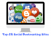 Top 28 Social Bookmarking Sites in 2019 (High DA Score)