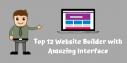 Top 12 Website Builder with Amazing Interface