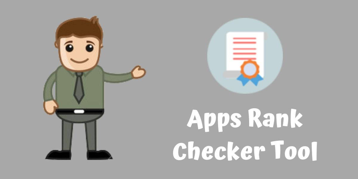 apps rank checker tool