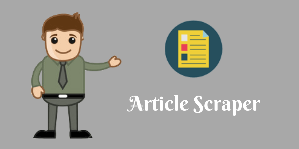 Article Scraper