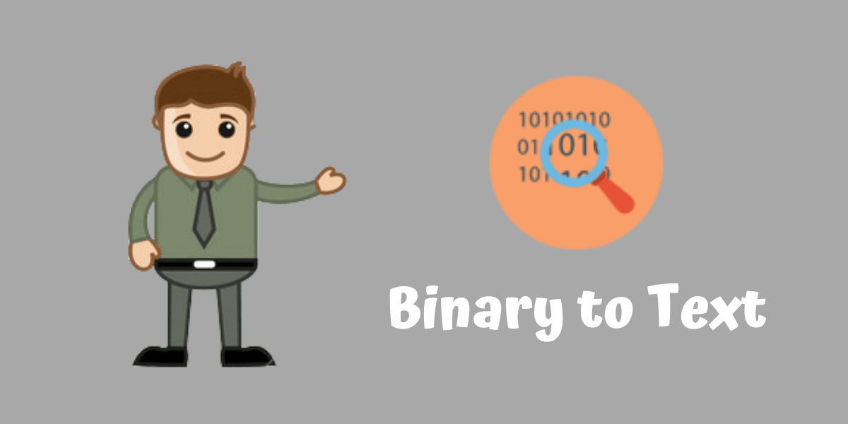 binary to text