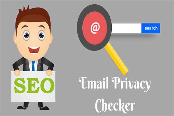 email privacy checker