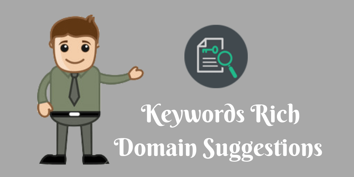 keyword rich domain suggestion tool