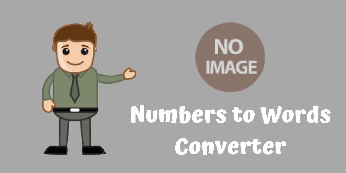 numbers to words converter