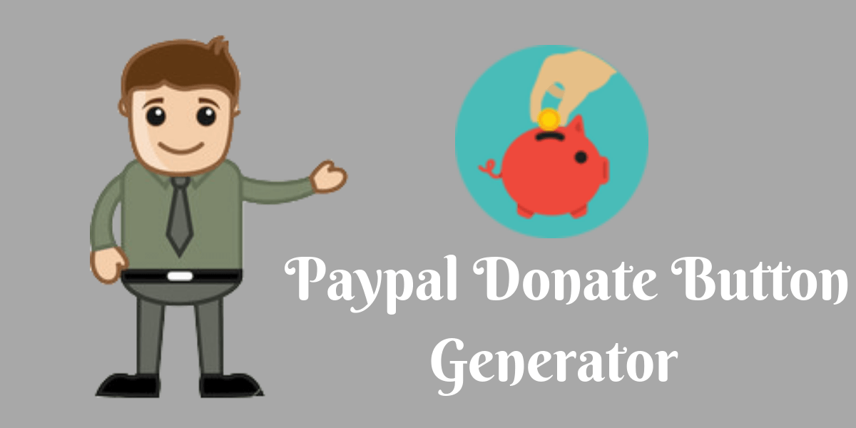 paypal donate button generator