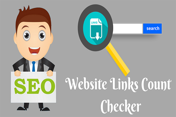 website links count checker